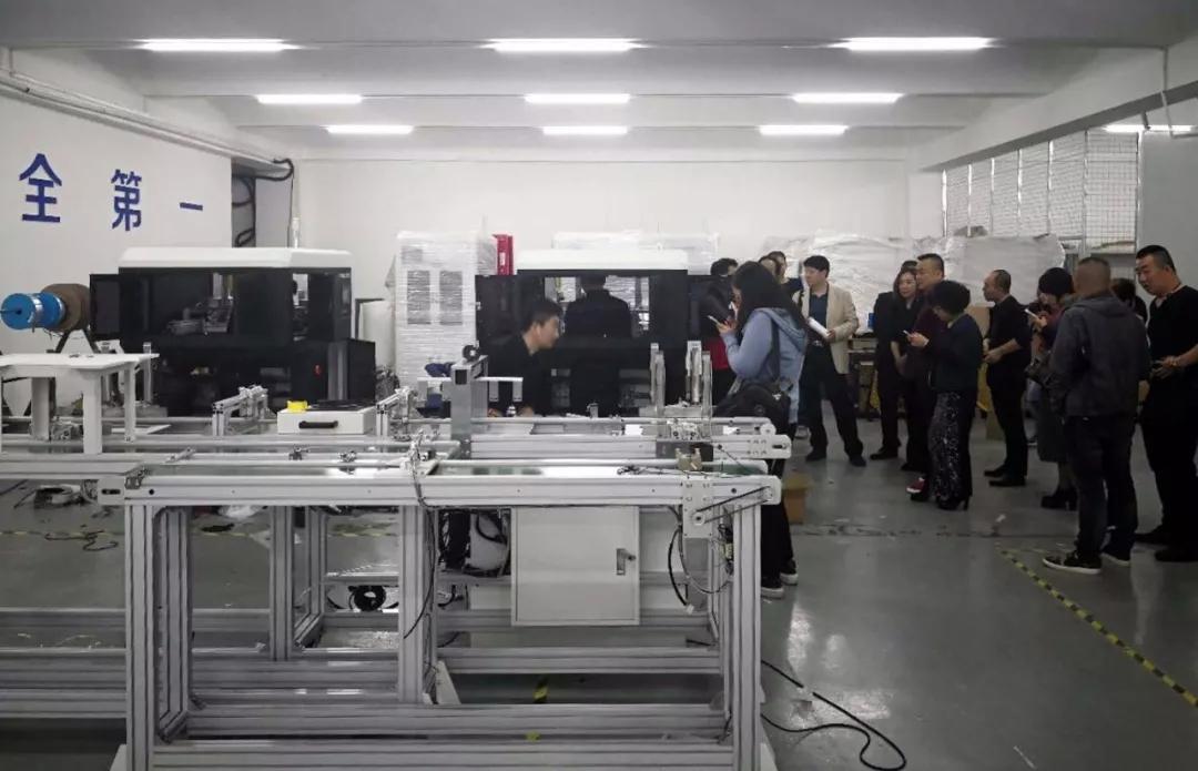 """【商会新闻】""""聚众之力 德行天下""""——我会组织会员赴深圳市聚力德机械设备有限公司参访学习交流"""