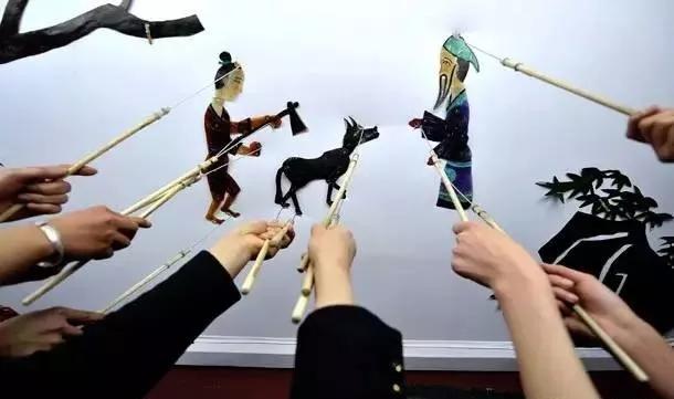【山西非遗】——孝义皮影戏,最早的光影艺术