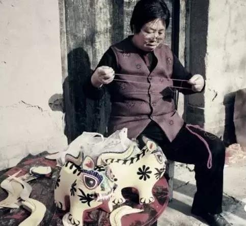 【山西非遗】——山西布老虎的代名词—黎侯虎
