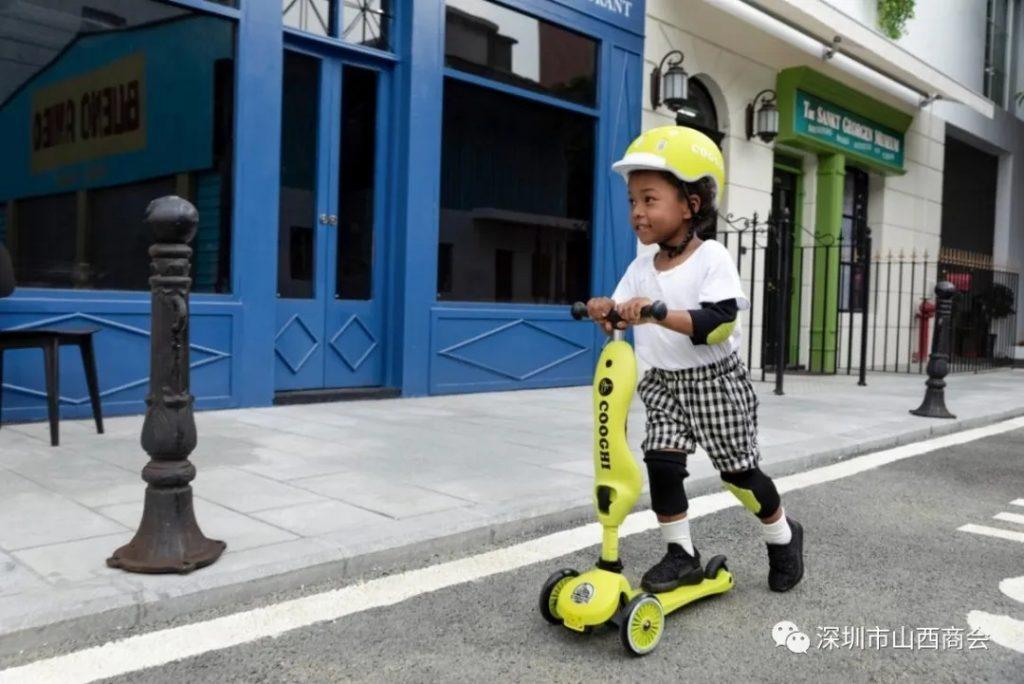 """【会员风采】——当小朋友实现""""滑板车自由"""",「欧美优品」选择从出行场景进入高端婴童用品市场"""