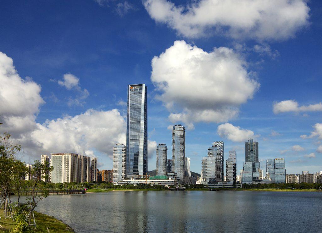 大美深圳湾