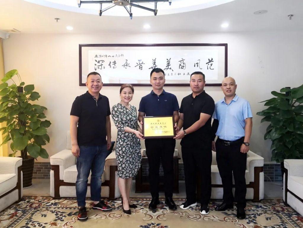 【欢迎新会员】——热烈欢迎深圳市汉威新材料科技有限公司成为我会会员单位