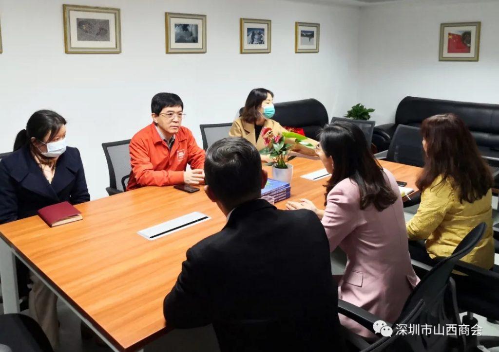 【支部工作动态】——我会支部领导与社会组织总会联合党委领导进行座谈交流
