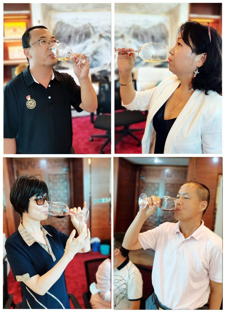 """【商会新闻】——""""黄天厚土 根深酒好""""戎子酒庄葡萄酒品鉴活动成功举行!"""