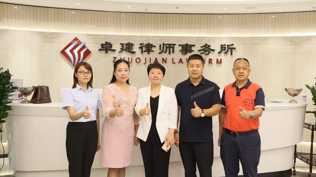 【商会新闻】会员单位广东卓建律师事务所成功举办法律沙龙活动